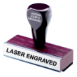 Contact Gordon Stamp & Engraving in Vermont for custom and personalized rubber ink stamps & self-inking rubber stamps. Visit our site to see more products!